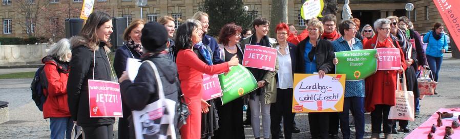 Reform des Landtagswahlrechts JETZT!